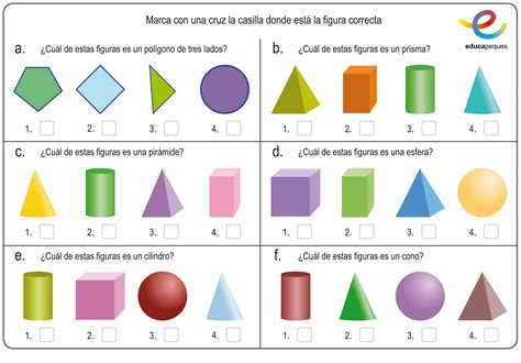Figuras geométricas en primaria
