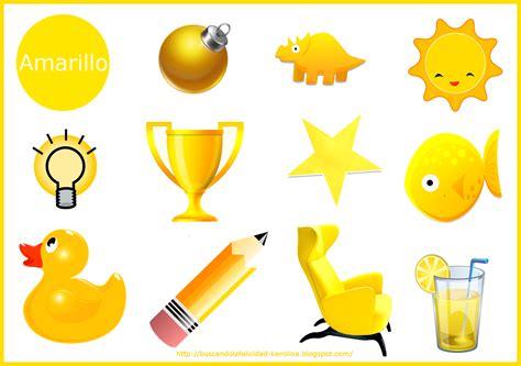 Figuras infantiles de color amarillo - Imagui