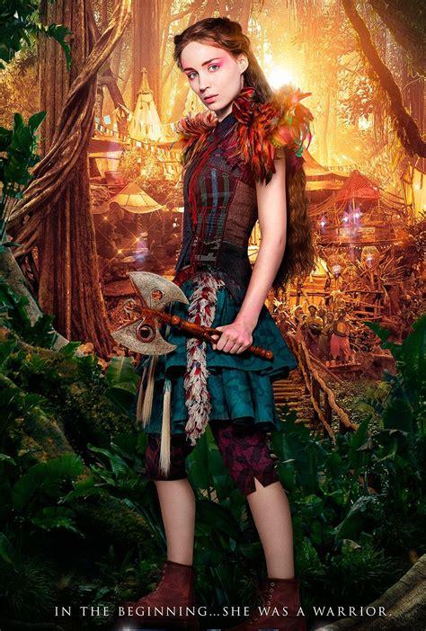Figurino: Peter Pan 2015, filme | Colorido | Pinterest ...