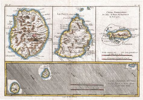 File:1780 Raynal and Bonne Map of Mascarene Islands ...