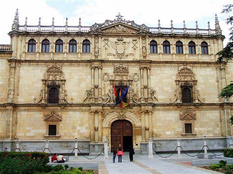 File:Alcalá de Henares - Colegio Mayor de San Ildefonso 01 ...