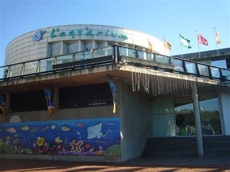File:Aquarium Barcelona   building.JPG   Wikimedia Commons