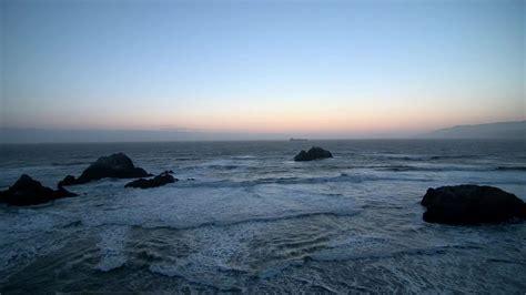 File:Beach rocks at dusk.webm   Wikimedia Commons
