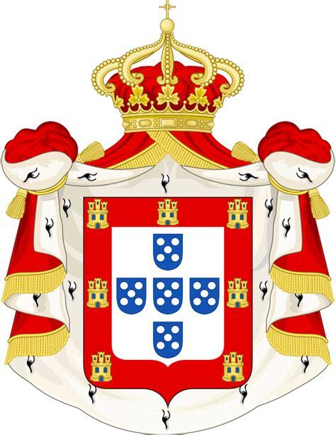 File:Brasão de armas do reino de Portugal.svg - Wikimedia ...
