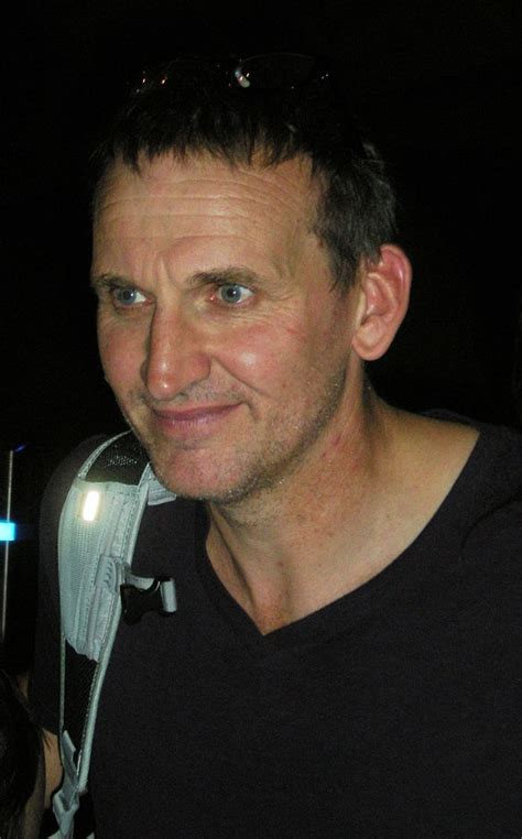 File:Christopher Eccleston London.jpg - Wikimedia Commons