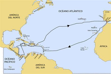 File:Cuarto viaje de Colón.svg - Wikimedia Commons