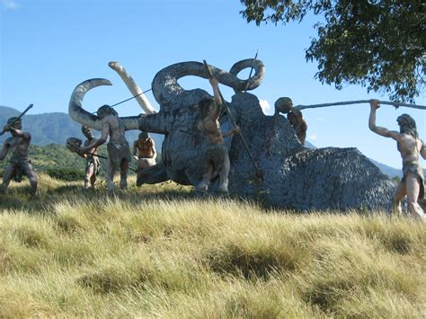 File:Cuba   Parque Baconao   prehistoric scene.jpg ...