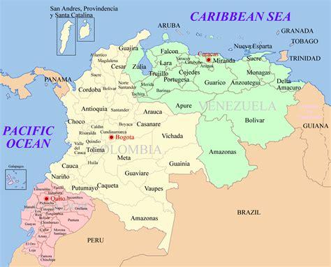 File:Ecuador Colombia Venezuela map.png   Wikimedia Commons
