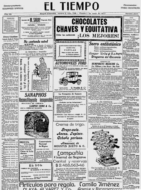 File:EL TIEMPO 1 MAY 1917.jpg - Wikimedia Commons