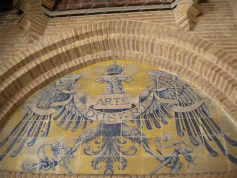 File:Escuela de Arte de Toledo (techo interior, detalle y ...
