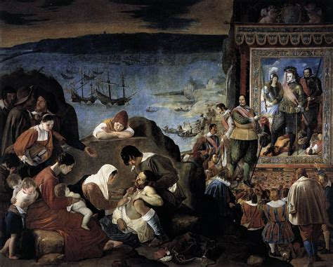 File:Fray Juan Bautista Maino   The Recapture of Bahia in ...