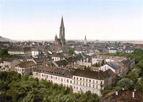 File:Freiburg Breisgau um 1900.jpg   Wikimedia Commons