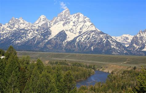 File:Grand Teton from the Snake River Overlook.jpg ...