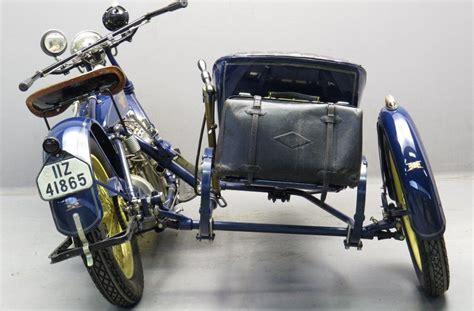File:Henderson 1921 FLXIBLE Sidecar 1301cc 4 cyl sv rear ...