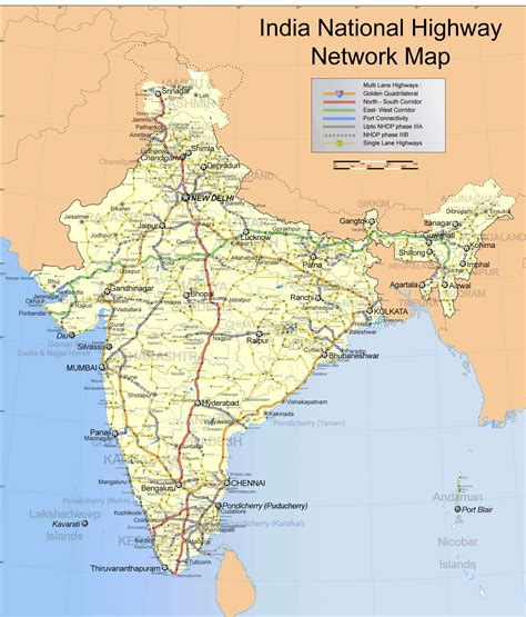 File:India roadway map.png - Wikimedia Commons