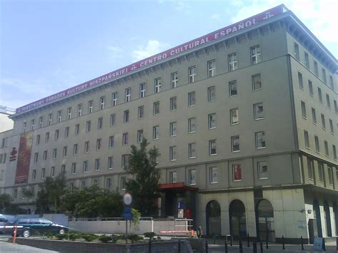 File:Instituto Cervantes Varsovia 1.JPG - Wikimedia Commons