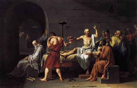 File:Jacques-Louis David - The Death of Socrates - WGA6058 ...