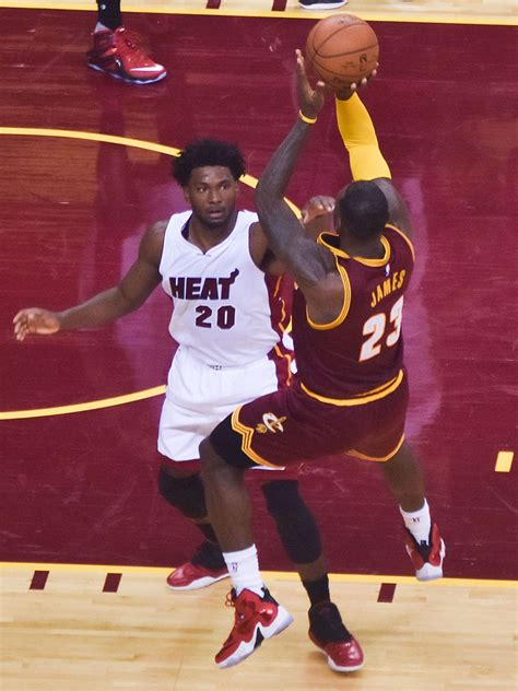 File:Justise Winslow, LeBron James 20151030.jpg - Wikipedia