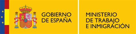 File:Logotipo del Ministerio de Trabajo e Inmigración.png ...