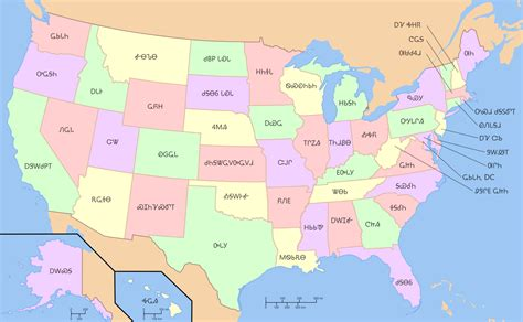 File:Map of USA with state names chr.svg   Wikimedia Commons