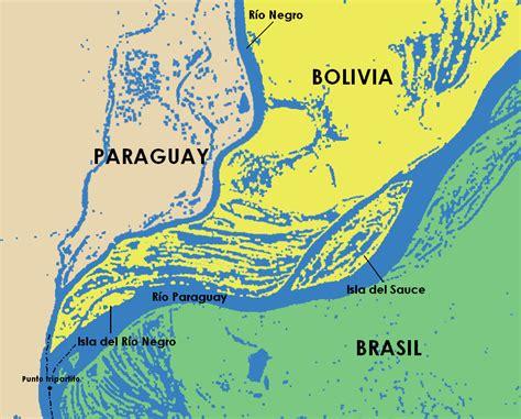 File:Mapa del Punto Tripartito Bolivia Brasil Paraguay.png ...