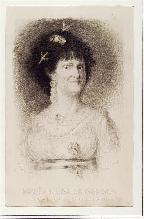File:María Luisa de Borbón, grabado de Galván y Candela ...
