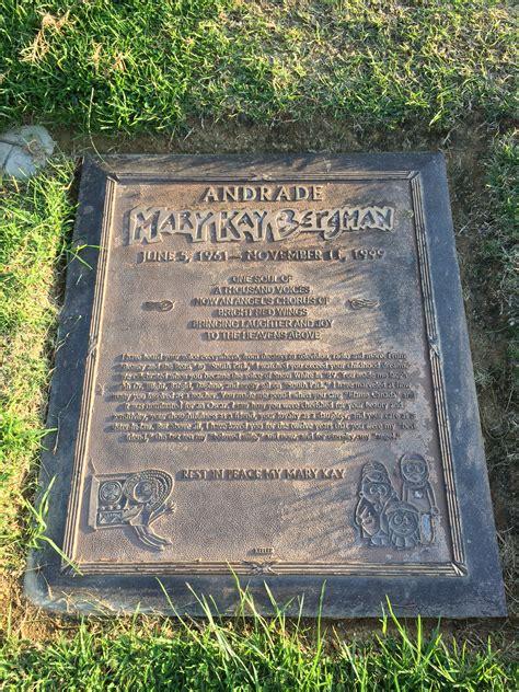 File:Mary Kay Bergman Grave.JPG   Wikimedia Commons