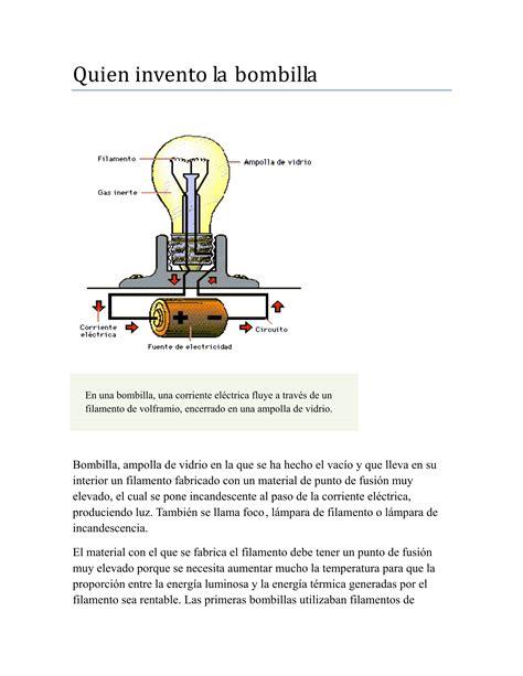 File:Quien invento la bombilla.jpg   Wikimedia Commons