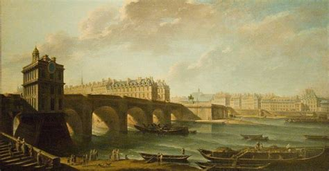 File:Raguenet   Le Pont Neuf, la Samaritaine et la pointe ...