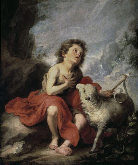 File:San Juan Bautista niño  Murillo, 1670 .jpg ...