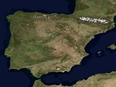 File:Satellite image of Spain in January 2004.jpg ...