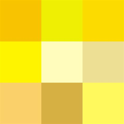 File:Shades of yellow.png   Wikimedia Commons