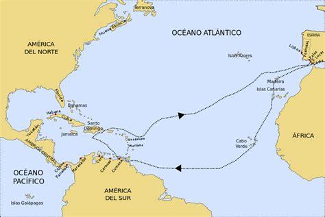 File:Tercer viaje de Colón.svg - Wikimedia Commons