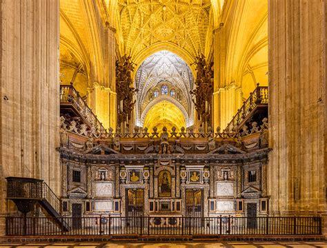 File:Trascoro, Catedral de Sevilla, Sevilla, España, 2015 ...