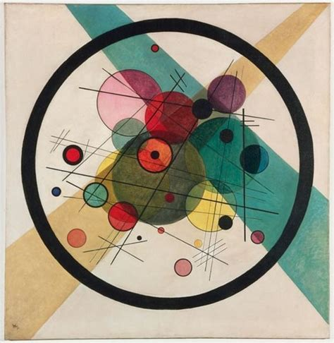 File:Vassily Kandinsky, 1923 - Circles in a Circle.jpg ...