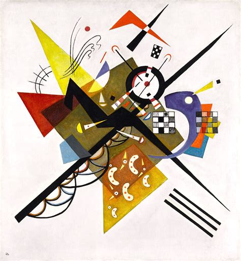 File:Vassily Kandinsky, 1923 - On White II.jpg - Wikimedia ...