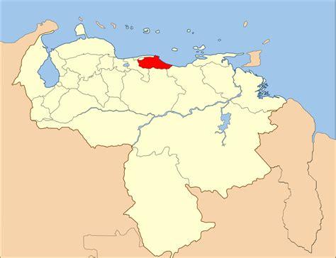 File:Venezuela Miranda State Location.svg   Wikimedia Commons