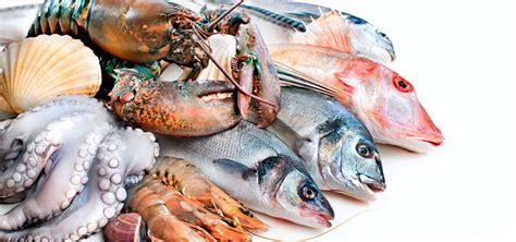Filetes de pescados y mariscos en Costa Rica