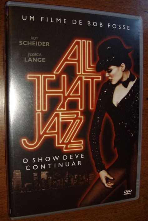 Filme Musical Dança Show Antigo Anos 70 All That Jazz Dvd ...