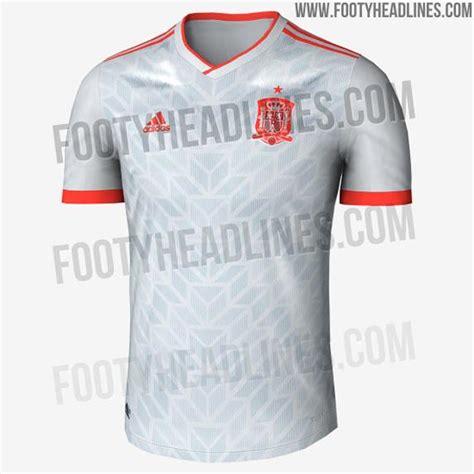 Filtran la segunda camiseta de España para el Mundial de ...