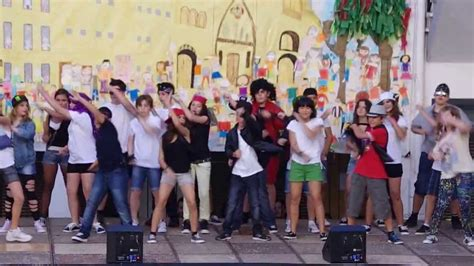 Fin de curso Virgen del Carmen Palma 2013 - YouTube