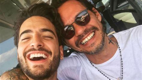 """¡Fin de la espera! Marc Anthony y Maluma estrenan """"felices ..."""