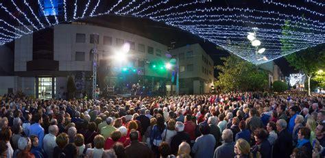 Fin de las fiestas de Getafe 2015 con conciertos como el ...