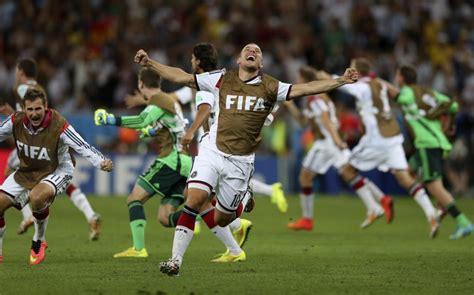 Final Copa del Mundo 2014: Cuarta corona de Alemania ...