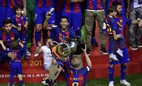 Final de la Copa del Rey: Messi da la Copa al Barcelona ...
