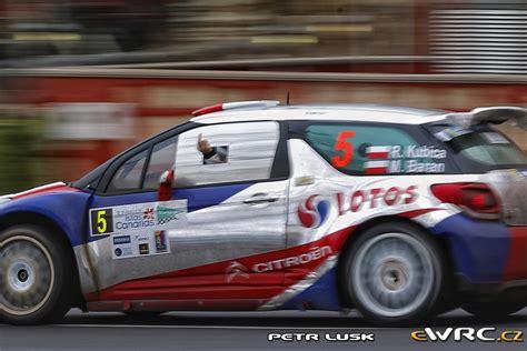 Final results Rally Islas Canarias - El Corte Inglés 2013