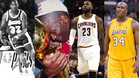 Finales NBA 2017: Jordan, Magic, Shaquille...la historia ...