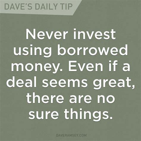 Financial Wisdom : Dave Ramsey Advice on Pinterest | Dave ...