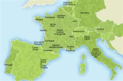 Find campsites in Europe - France, Spain, Italy, Germany ...