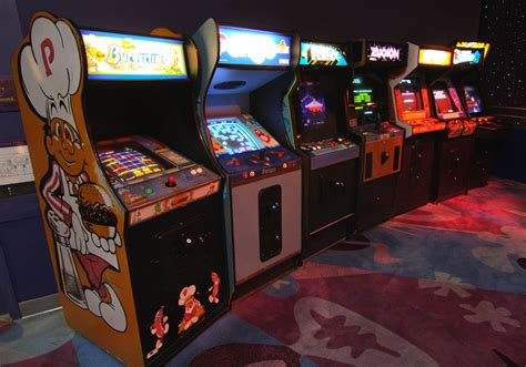 Find My Arcade | A map of arcade cabinet locations